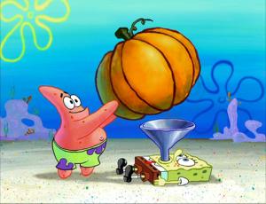 spongebobfall